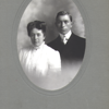 Fred & Mattie Miller Wedding Picture