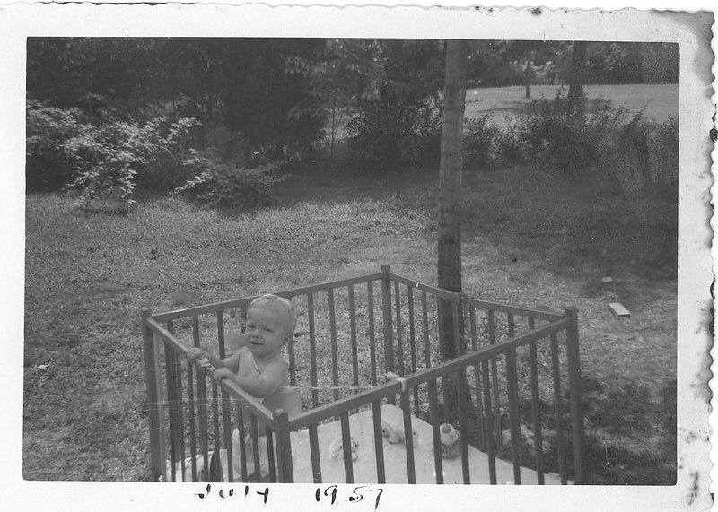 Roger July 1957