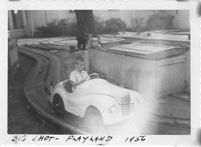Big Shot - Playland 1956