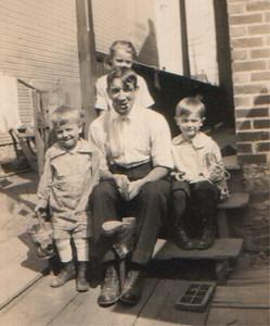 alice-clarence-grandpa hicks-george