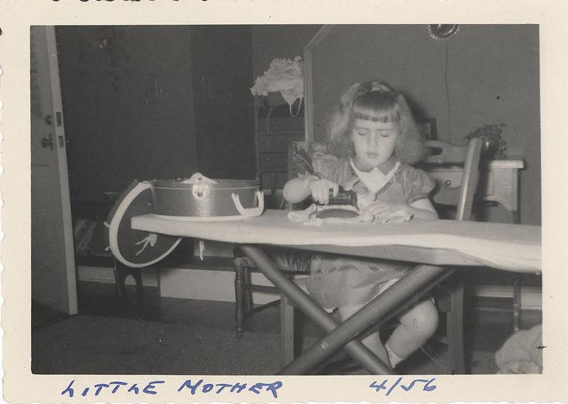 Little Mother April 1956