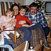 John and Wendy and kids, 1980's