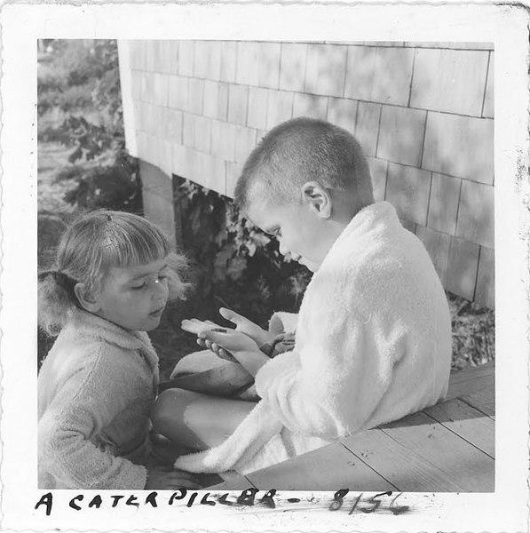 a Caterpiller Aug 1956