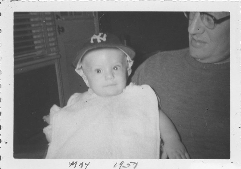 Yankee Fan - May 1957