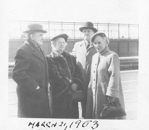 Bon Voyage March 21, 1953