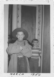 Paul - March 1956
