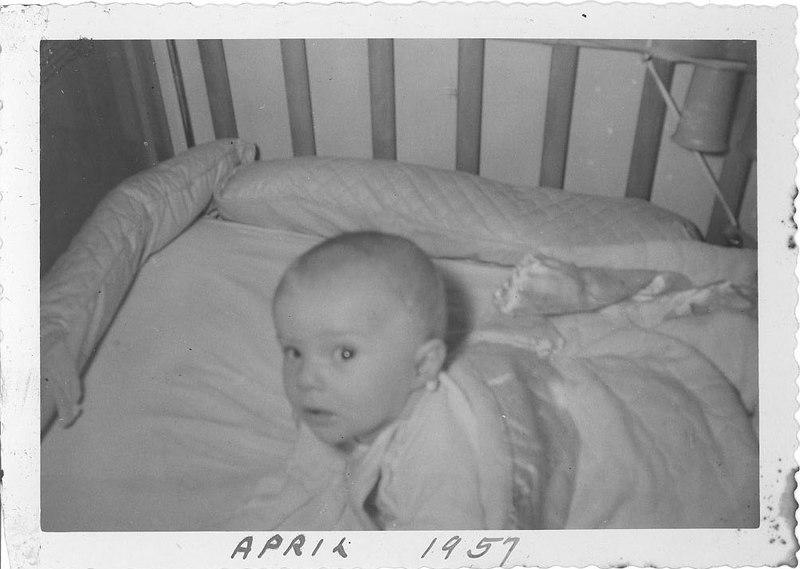 Roger April 1957
