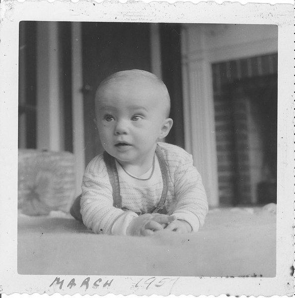 Roger March 1957