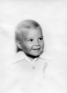 Jimmy Smith October 1957 23 months old