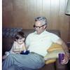 Shannon and Vic, Oklahoma May 1970