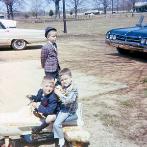 Easter Walnut 1966