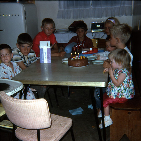 Old Family Pics 1960's