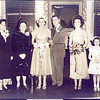Grandma Pou, Grandma Simons, Polly Pou Simons, William (Bill) Simons, Milie Pou, Elaine Merchant