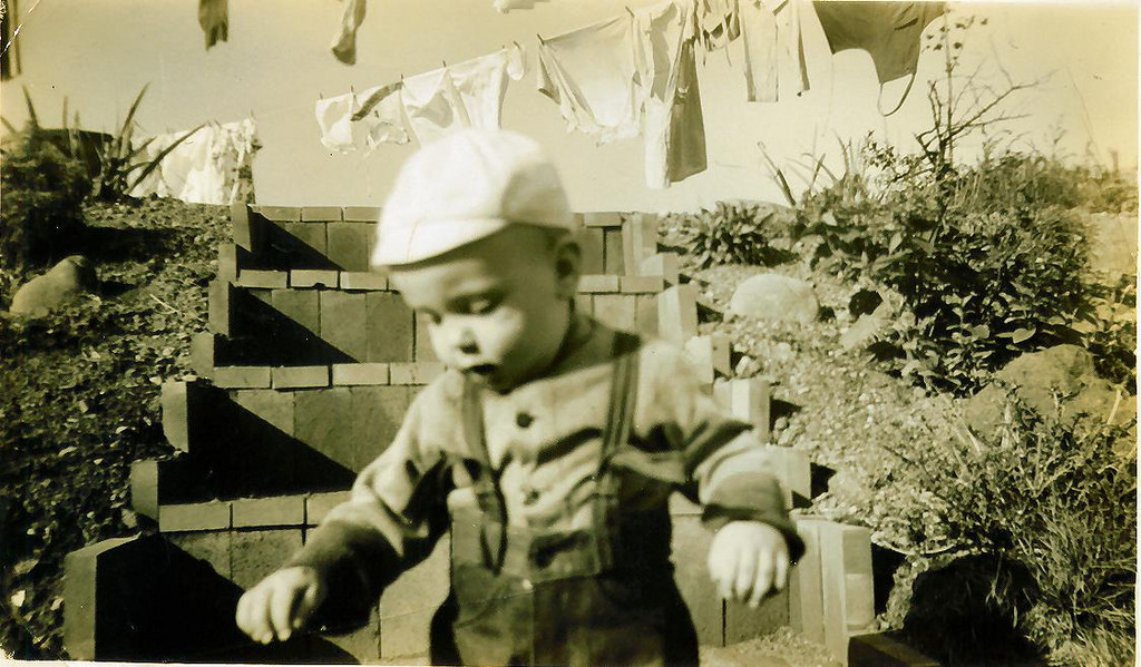 1946 - Rob in Baden, PA