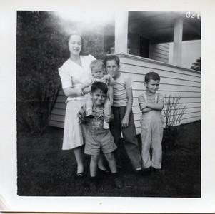 Donna, Edwin, Butch Timmy