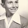 Dad.  Age 10.
