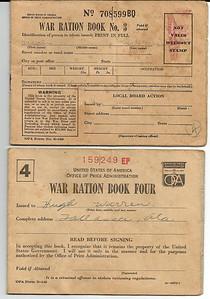 war ration hugh book