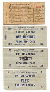 war ration stamps 2