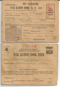war ration sallie book