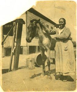 Edna Priscilla Lee Wood Ballentine, Adrian Jr.'s great grandmother.