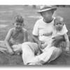 Gene Randall, Dad, John Phillip. Circa 1945.
