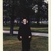 Dad.  Graduation from Miami University.  June 1964.