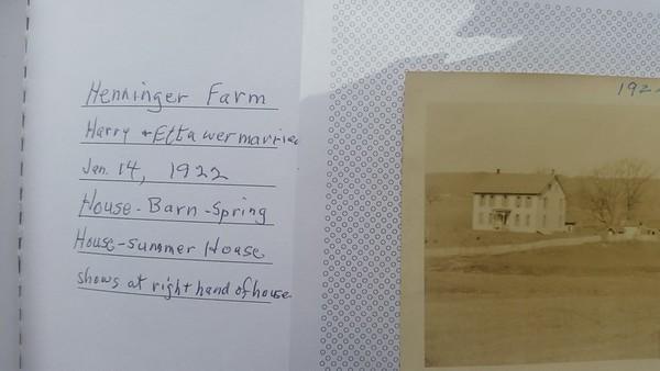 Henninger Farm 1922