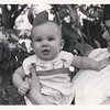 Laura (5 months) and Mom.