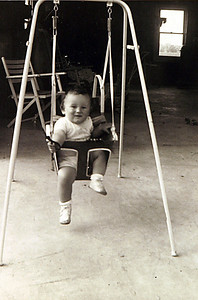 George 9 months