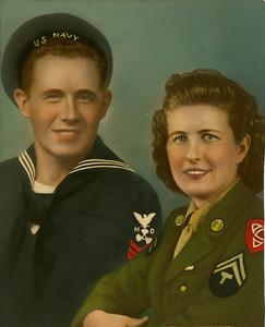 Monroe and Margaret Powell
