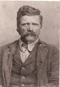 David Thomas Ballentine, Born July 3rd, 1857. Married: Edna Priscilla Lee Wood on Feb 7, 1880. Died April 17, 1904