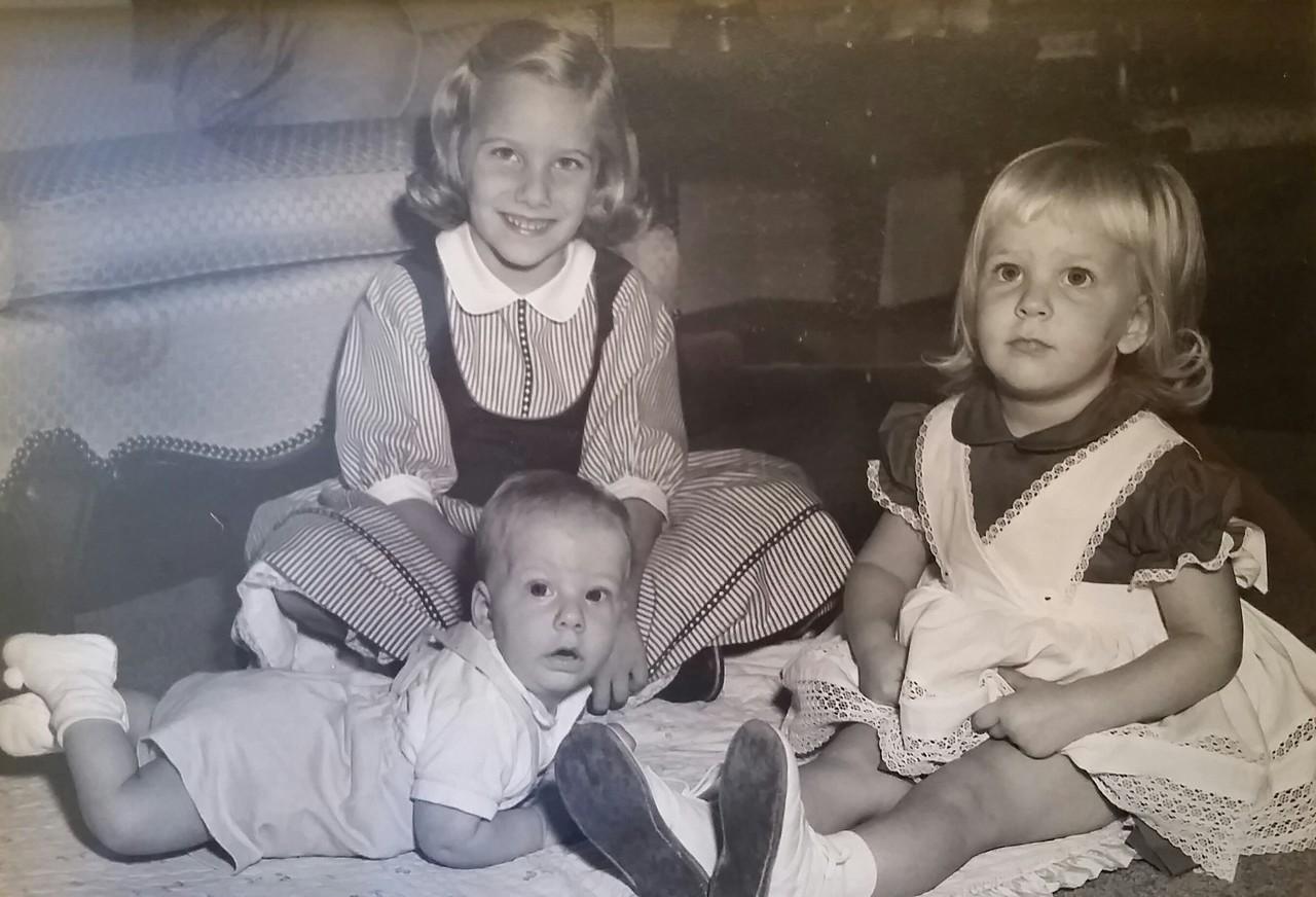 Stella, Jean and Hal Henninger
