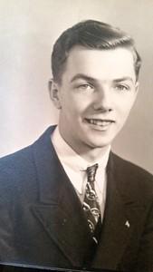 """Harold """"Pop"""" Henninger 1942"""