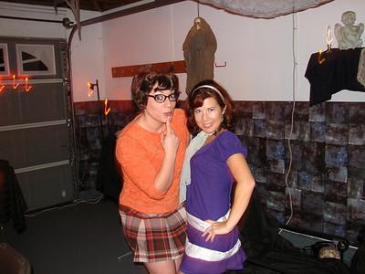 Velma & Daphne