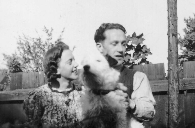 Phil & Peter Kavanagh, 1940