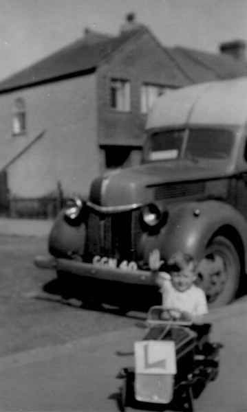 Mike Kavanagh 1947