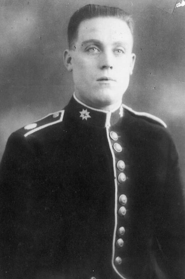Uncle John, Coldstream Guards