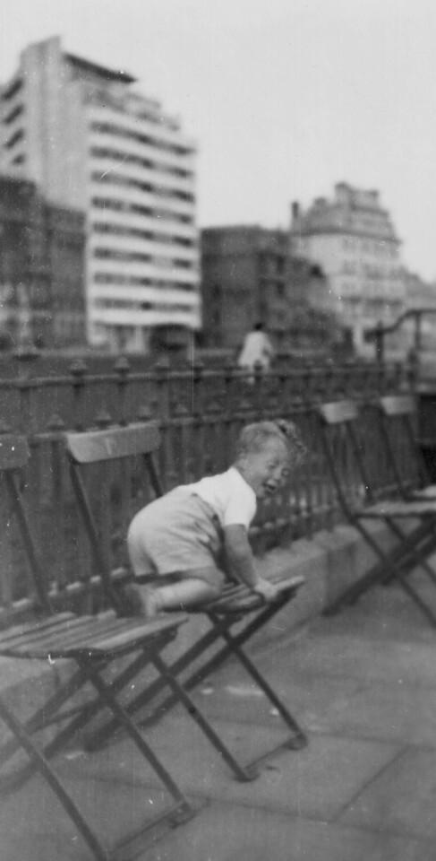 Mike Kavanagh 1946