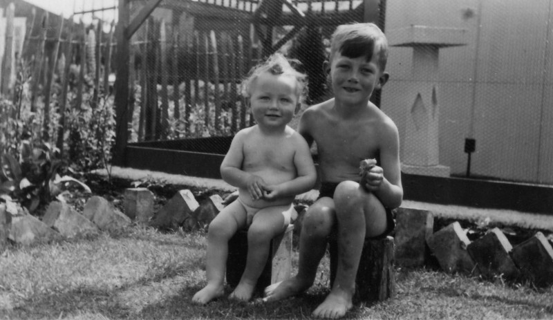 Pete & Mike Kavanagh (sorry Pete), Ockley Road