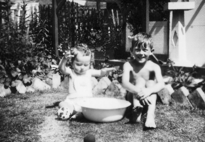 Peter Kavanagh Jnr & Mike Kavanagh