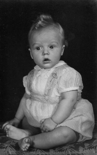 Cousin Patrick 5/8/57
