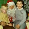 Greg and Drew Christmas 1969