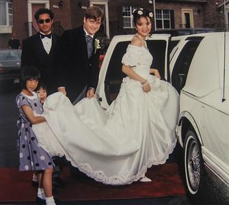 Old Leung family photos