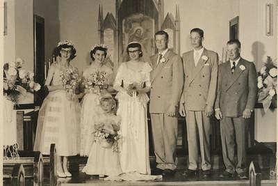 Old Loe-Graham family photos