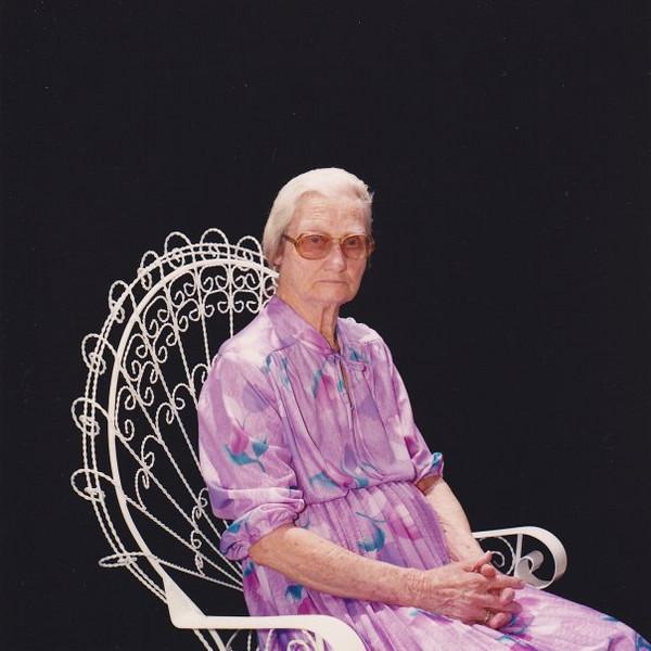 My Grandmother, Alma Lowe