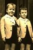 Vinny & Gerry at Uncle Walter's wedding - 1948?
