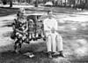Grandma Holkoboer Roy & Two Kids