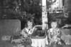 Christmas 1951 Pam & Ilene adj