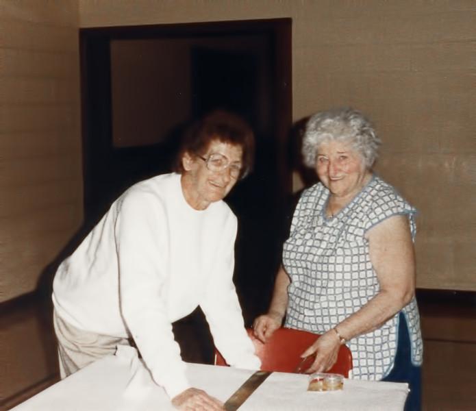 Aunt Mary & Aunt Mary adj