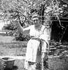 33 Old Nicol Photos - Aunt Mert 1960